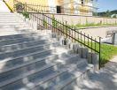 Palisády a schody